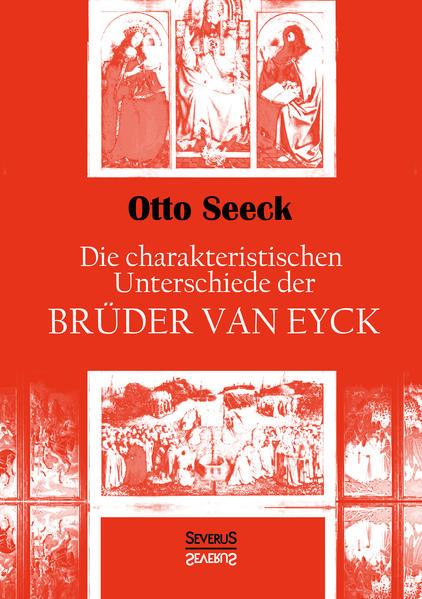 Die charakteristischen Unterschiede der Brüder van Eyck - Coverbild