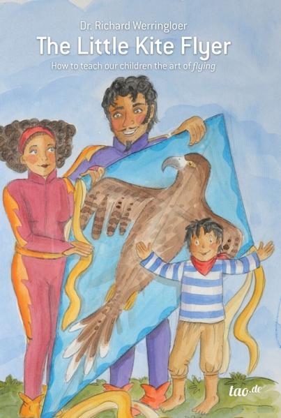 The Little Kite Flyer - Coverbild