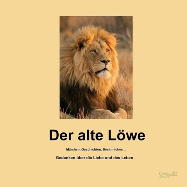 Der alte Löwe - Coverbild