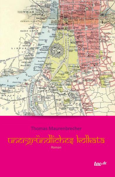 Unergründliches Kolkata - Coverbild