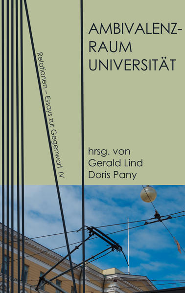 Ambivalenzraum Universität - Coverbild