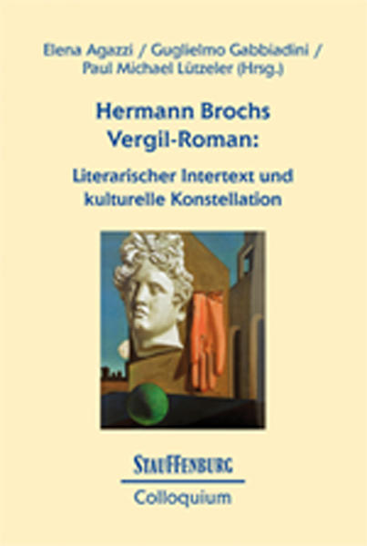 Hermann Brochs Vergil-Roman - Coverbild