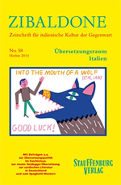 Übersetzungsraum Italien - Coverbild