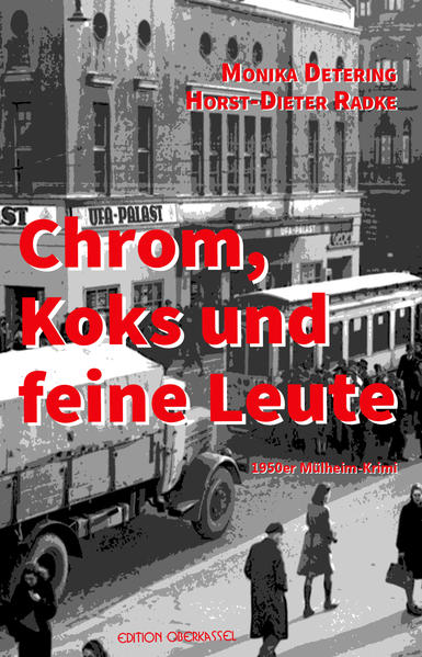 Chrom, Koks und feine Leute - Coverbild