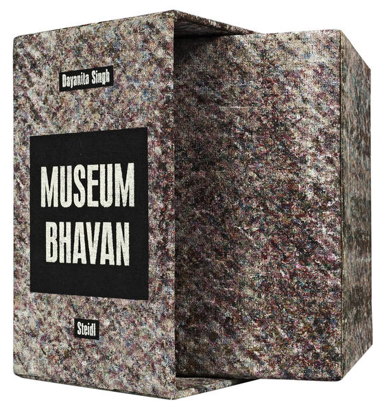 Museum Bhavan - Coverbild