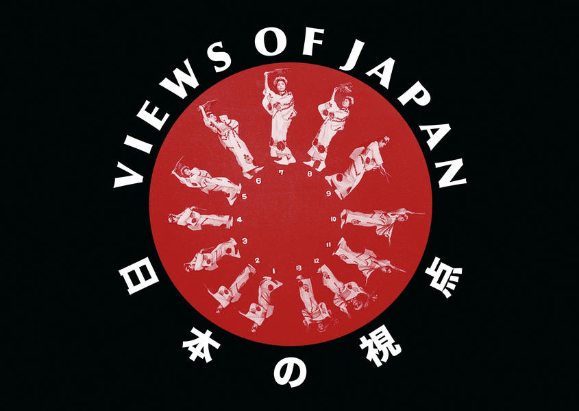 Views of Japan - Coverbild