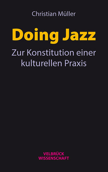 Doing Jazz - Coverbild
