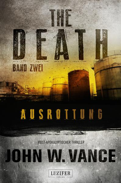 THE DEATH 2 - Ausrottung - Coverbild