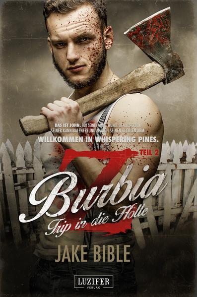 Z Burbia 2: Trip in die Hölle - Coverbild
