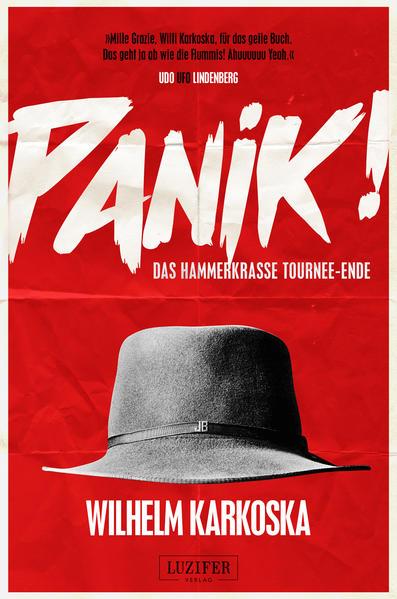 PANIK! - das hammerkrasse Tournee-Ende - Coverbild