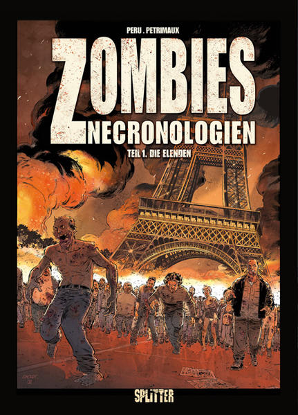 Zombies Nechronologien - Coverbild