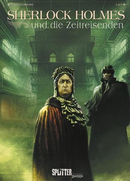 Sherlock Holmes & die Zeitreisenden - Coverbild