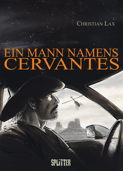Mann namens Cervantes, Ein - Coverbild
