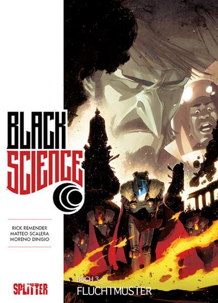 Black Science - Coverbild