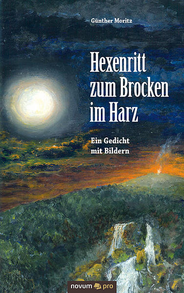 Hexenritt zum Brocken im Harz - Coverbild