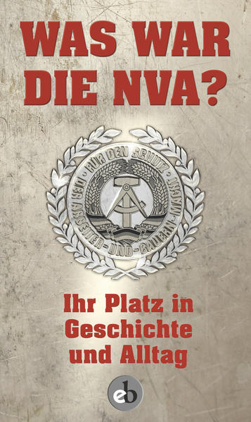 Was war die NVA? - Coverbild