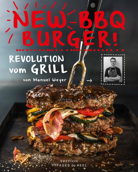 New BBQ Burger - Coverbild