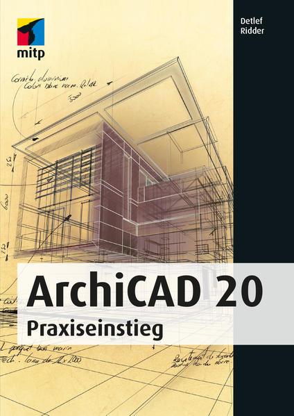 ArchiCAD 20 - Coverbild