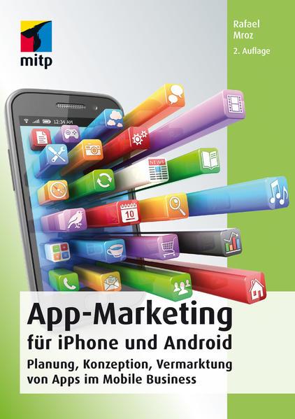App-Marketing für iPhone und Android - Coverbild