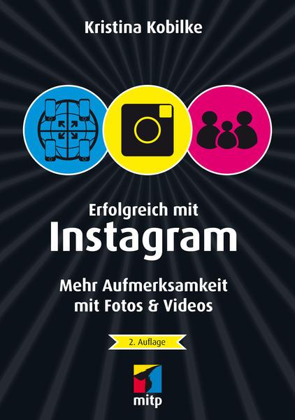 Erfolgreich mit Instagram - Coverbild