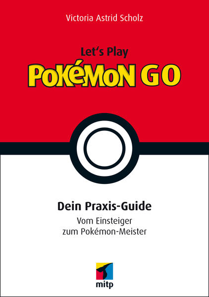 Let´s Play Pokémon GO - Coverbild