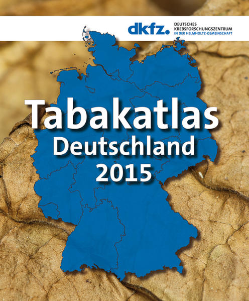 Tabakatlas Deutschland 2015 - Coverbild