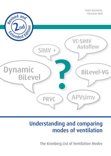 Understanding and comparing modes of ventilation - Coverbild