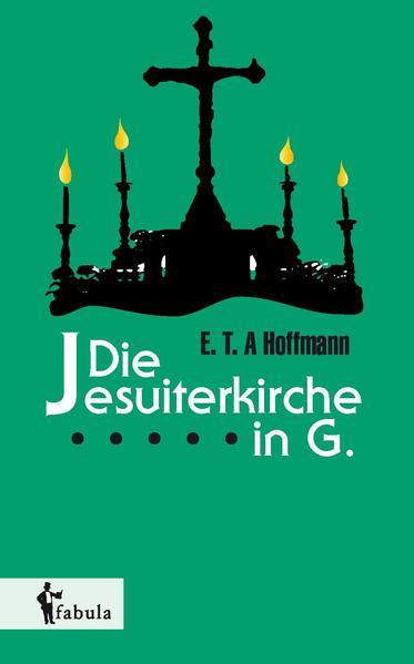 Die Jesuiterkirche in G. - Coverbild