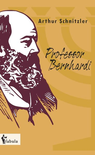 Professor Bernhardi - Coverbild
