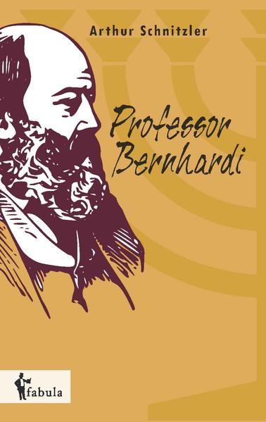 Professor Bernhardi - Coverbild