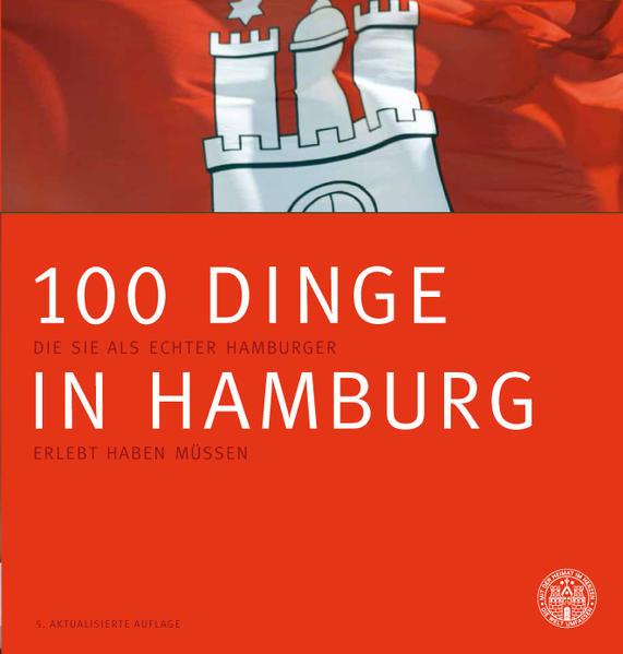 Einhundert Dinge in Hamburg - Coverbild