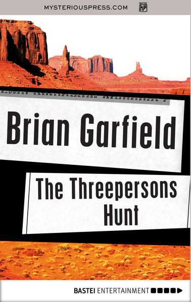 The Threepersons Hunt - Coverbild