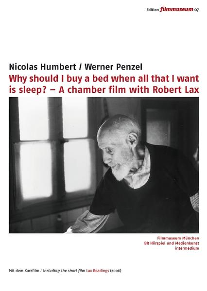 Why should I buy a bed when all that I want is sleep? - Coverbild
