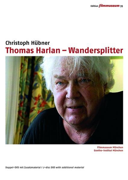 Thomas Harlan - Wandersplitter - Coverbild