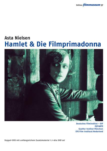 Hamlet & Die Filmprimadonna - Coverbild