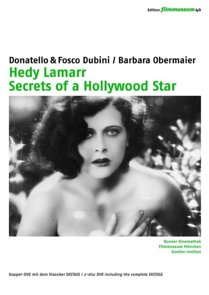 Hedy Lamarr: Secrets of a Hollywood Star - Coverbild