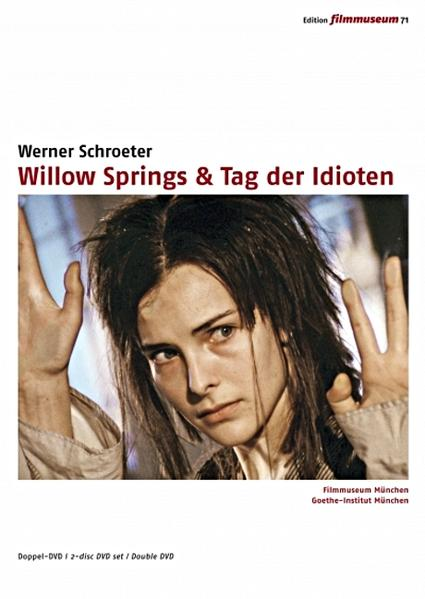 Willow Springs & Tag der Idioten - Coverbild