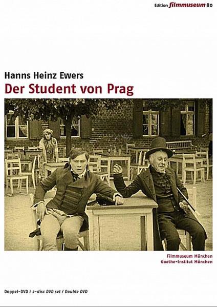 Der Student von Prag - Coverbild