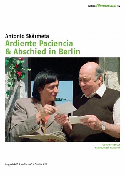 Ardiente Paciencia & Abschied in Berlin - Coverbild