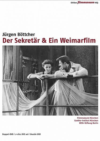 Der Sekretär & Ein Weimarfilm - Coverbild