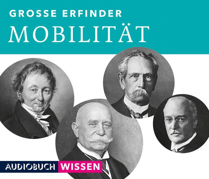 Große Erfinder: Mobilität - Coverbild