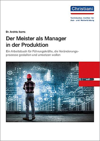 Der Meister als Manager in der Produktion - Coverbild