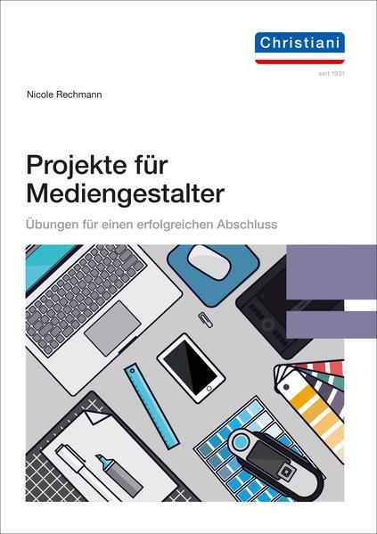 Projekte für Mediengestalter - Coverbild