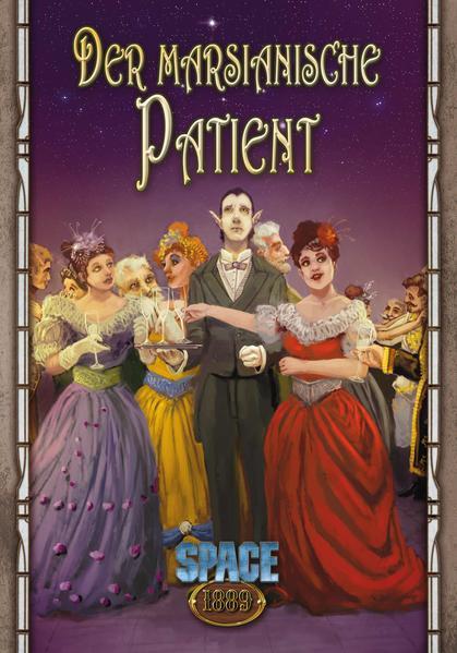Der marsianische Patient - Coverbild