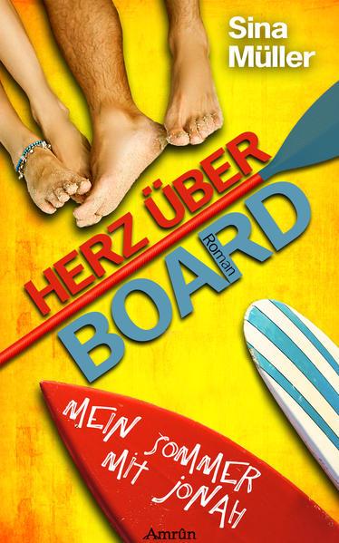 Herz über Board: Mein Sommer mit Jonah - Coverbild
