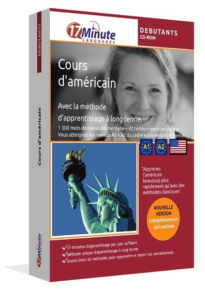 Cours d'Américain (POUR DEBUTANTS) - Coverbild
