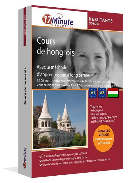 Cours de hongrois (POUR DEBUTANTS) - Coverbild