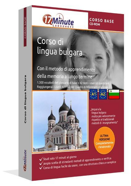 Corso di Bulgaro (CORSO BASE) - Coverbild