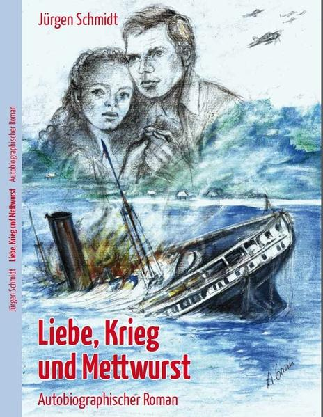 Liebe, Krieg und Mettwurst - Coverbild