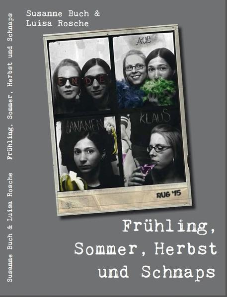 Frühling, Sommer, Herbst und Schnaps - Coverbild